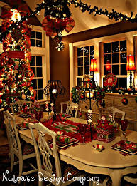 christmas dining room table decorations best 25 christmas dining rooms ideas on gold
