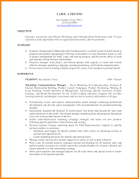 Objective Resume Statements 7 Resumes Objectives Manager Resume