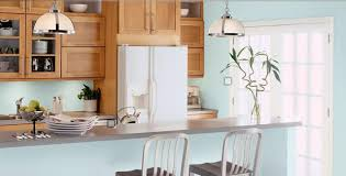 ideas and pictures of kitchen beauteous blue kitchen paint colors