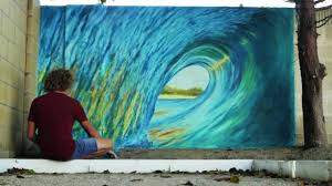 backyard barrel mural chapman hamborg youtube