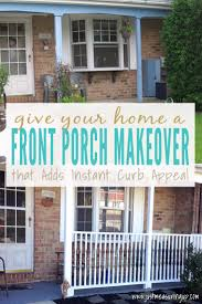 porch how to install porch railings easy tutorial that will increase