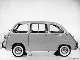 fiat multipla 600 d multipla 1960 u201369 wallpapers