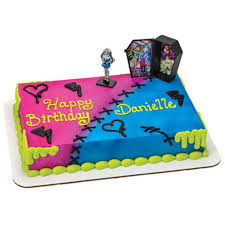 high cake topper high frankie stein cool ghouls cake topper products