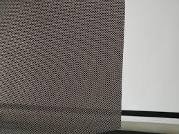 solar mesh roller shade fabric s300bwm s300bwm motorized