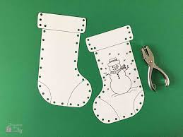 kid u0027s stocking craft bugaboocity