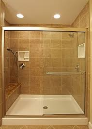 Small Bathrooms With Corner Showers Small Bathroom Corner Shower Ideas Double White Round Shape Wash