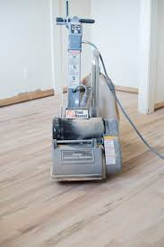 How To Paint Laminate Floors How To Refinish Hardwood Floors Like A Pro Room For Tuesday