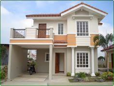 Two Story House Plans Series PHP Pinoy House Plans