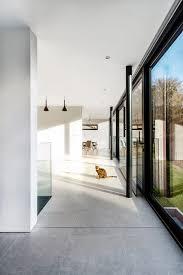 home design studio uk ar design studio adds glazed extensions to 1970s house in england