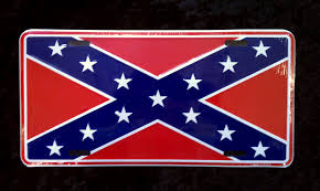 Confederate States Flags Confederate Flag License Plate Confederate Shop