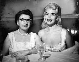 jayne mansfield calisphere actress jayne mansfield and mother