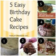 birthday cake homemade recipe image inspiration of cake and