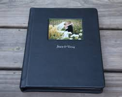 8x10 wedding photo album 8x10 photo album etsy
