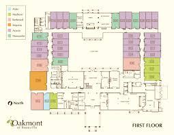 pictures of floor plans floor plan gallery u2013 oakmont of roseville