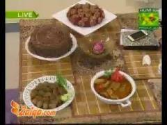 arabic kofta chicken curry and chocolate malt cake by shireen