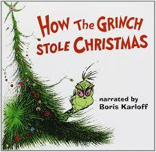 boris karloff how the grinch stole christmas 1966 tv film