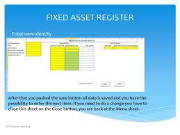 fixed assets register template eliolera com