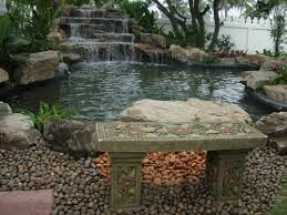 Backyard Pond Landscaping Ideas Bathroom Ideas Amazing Creative Rock Waterfall Ideas Beatiful