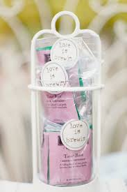 tea bag wedding favors trends in wedding favors coordinated events
