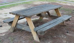 how to make a traditional picnic table jays custom creations
