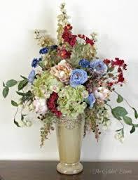 silk floral arrangements centerpieces foter