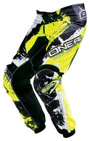 oneal motocross boots o u0027neal element shocker pants revzilla