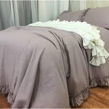 ruffle duvet covers best interior inspiring