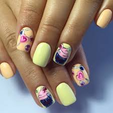trendy nail designs u2014 60 photos of the best design ideas