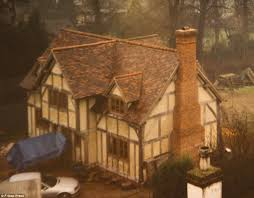 Build A House Online Lichfield Couple Who Built Their Own Tudor Home For 200k Daily