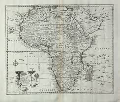 Map Of West Africa by A New And Accurate Map Of Africa Bowen 1747