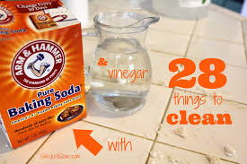 Best Thing To Clean Bathroom Tiles Bathroom How To Clean Bathroom Tiles With Baking Soda Home