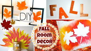 Diy Decorations For Home by Diy Fall Room Decorations For Cheap Youtube