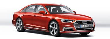 future audi unveils its new a8 a8 l the future of the luxury class