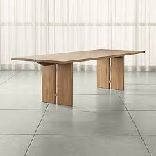 Walnut Dining Room by Walnut Dining Table Crate And Barrel