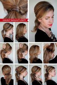 ideas about hairstyles steps for long hair cute hairstyles for