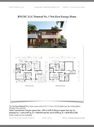 Net Zero Energy Home Plans Rncdc Zero Energy Smart Home Plans