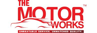 car service logo home the motor works car service station pune maharashtra