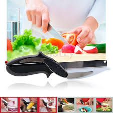clever cutter 2 in1 food chopper replace your kitchen knives