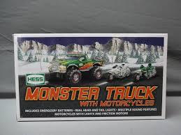 hess 2007 monster truck 2 motorcycles ebay