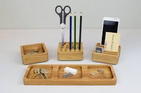 Oak Desk Organizer by Stacking Desk Organizer Set Of 3 U2013 Beam Designs