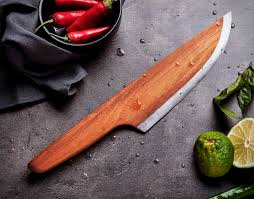 Most Important Kitchen Knives Wooden Chef Knife