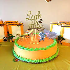 lion king cake toppers the lion guard inspired cake topper the lion king safari cake