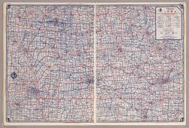 Where To Buy Maps Rand Mcnally Road Map Iowa David Rumsey Historical Map Collection