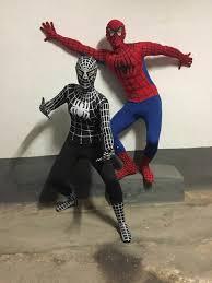 Childrens Spider Halloween Costume Aliexpress Buy 2017 Halloween Costumes Children Spider Man