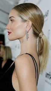 slick back weave hairstyles best 25 slicked back ponytail ideas on pinterest slick ponytail