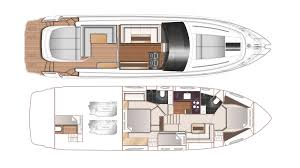 Luxury Yacht Floor Plans by Princess V57 Motor Yacht 2015 Mallorca Yacht Sales Europe