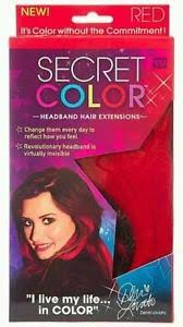 as seen on tv hair extensions new secret color headband hair extensions demi lovato as seen