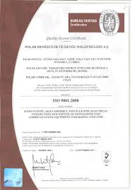 bureau veritas russia iso 9001 and qms polar marine