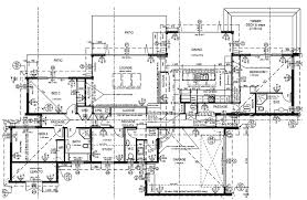 house plan drawings the blenheim passive solar family home set drawings