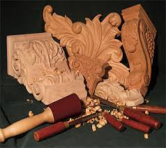 michael shea woodcarving manufactures and stocks 100 s of custom
